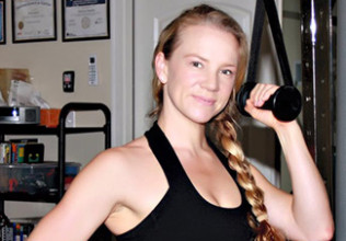 photo: Brittany Baudoin, Personal Trainer